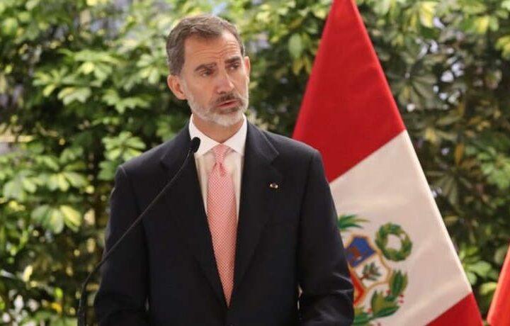 Visita real: Rey de España asistirá a toma de mando de Pedro Castillo