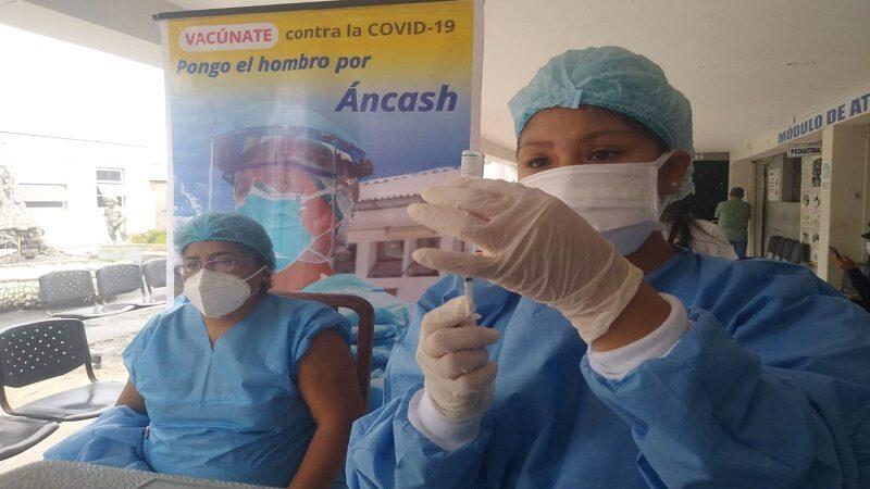 Covid-19: Minsa anuncia «vacunatón» de 36 horas continuas este 10 y 11 de julio