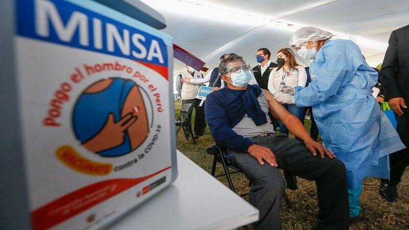 Minsa: vacunatorios atenderán hasta 7 de la noche desde el lunes 19 de julio