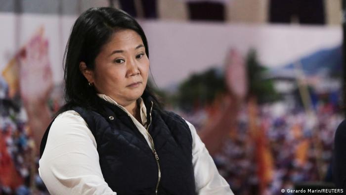 Fiscalía investiga a Keiko Fujimori por fraude y delito contra el sufragio