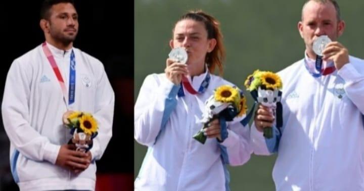 Juegos Olímpicos: San Marino llevó cinco atletas y ya ganó tres medallas