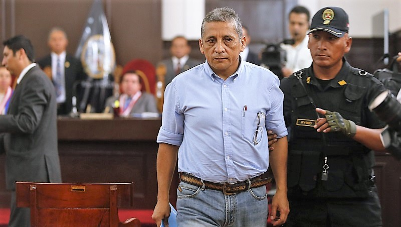 Premier Guido Bellido no descarta indulto para Antauro Humala