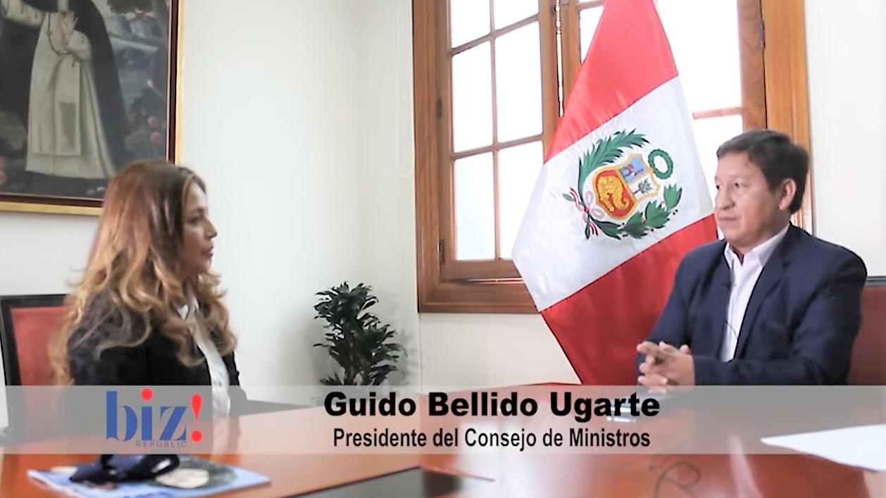 Guido Bellido: «Cerrón tiene derecho a opinar, pero hasta ahí nomás»