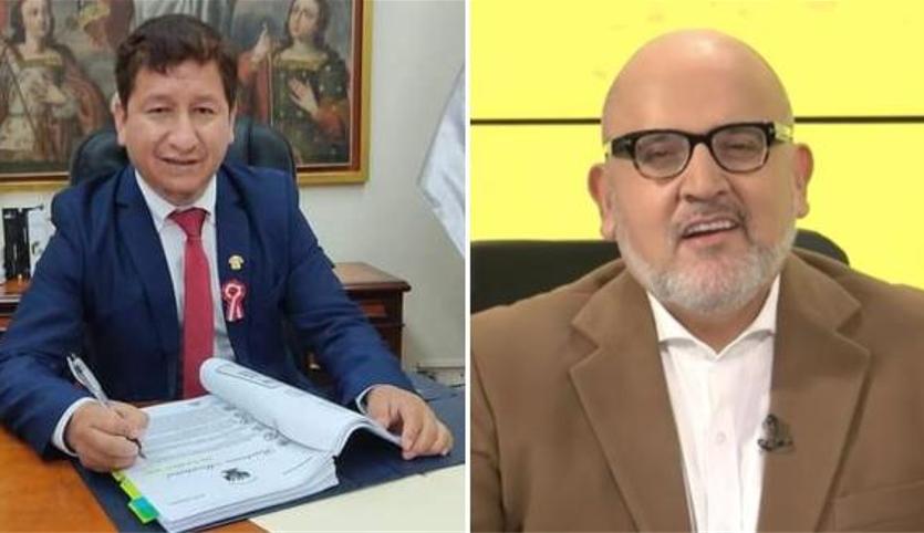 Berto Ortiz se burla de Bellido: «se inspiró en la 'chapa' que le puse»