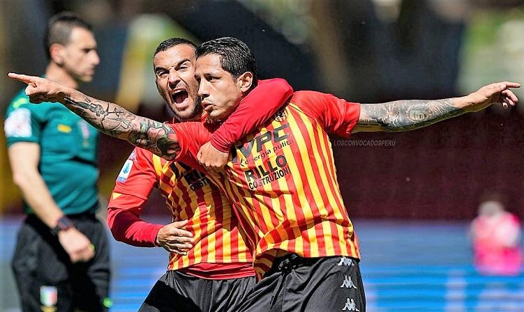 ¡Aquí te quedas! Lapadula seguirá en Benevento de la Serie B italiana