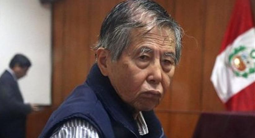 Gobierno solicitará a Chile la ampliación de la extradición de Fujimori