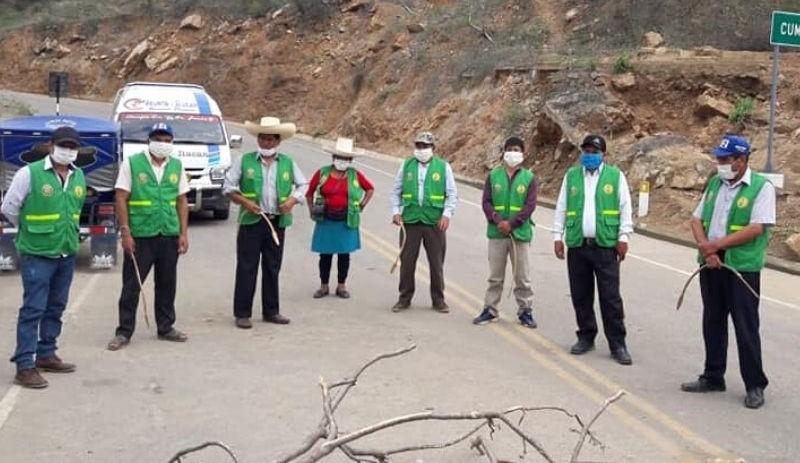 Rondas campesinas se alistan para salir a cuidar las calles de Lima