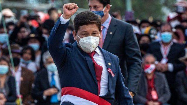 Guido Bellido asistirá el jueves al Congreso para pedir el voto de confianza