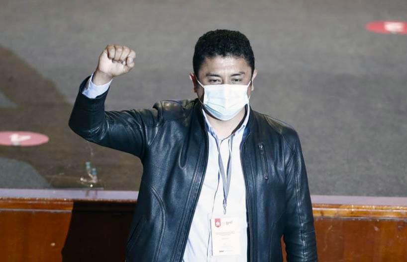 Congresista Bermejo: «Este gobierno, en menos de 15 días, es exitoso»