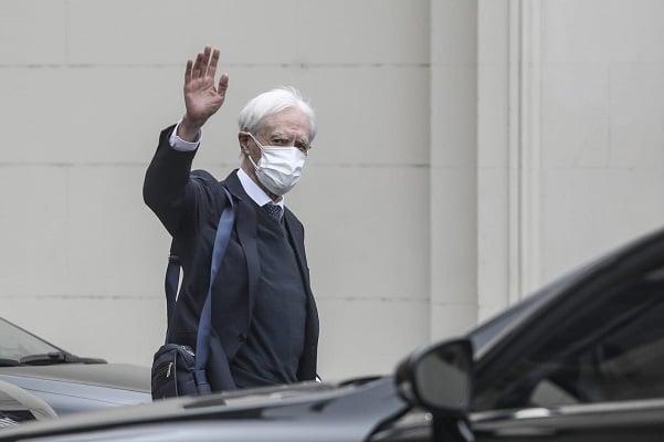 Se veía venir: Héctor Béjar renunció al Ministerio de Relaciones Exteriores