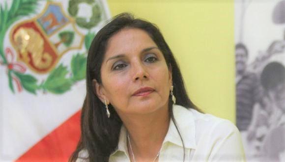 Congresista Patricia Juárez, de FP, preside Comisión de Constitución