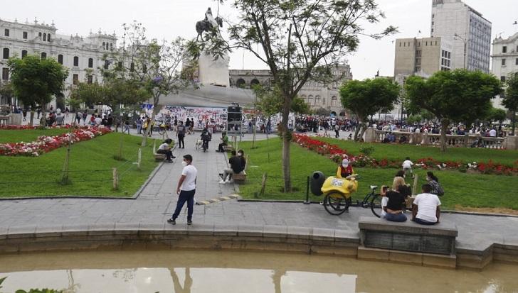 No se van del país. Un 63% de peruanos dispuestos a quedarse aquí