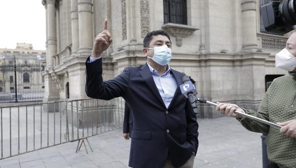 ¡Frío de fríos! Guillermo Bermejo fustiga a fujimoristas con polémico tuit