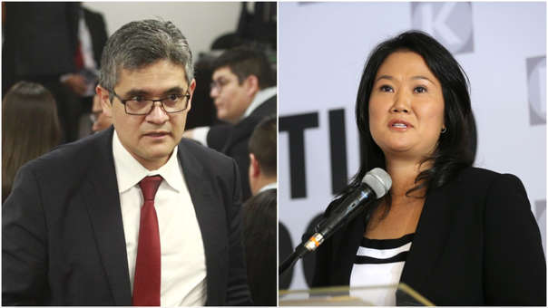 Fiscalía inició control de acusación contra Keiko Fujimori y Fuerza Popular