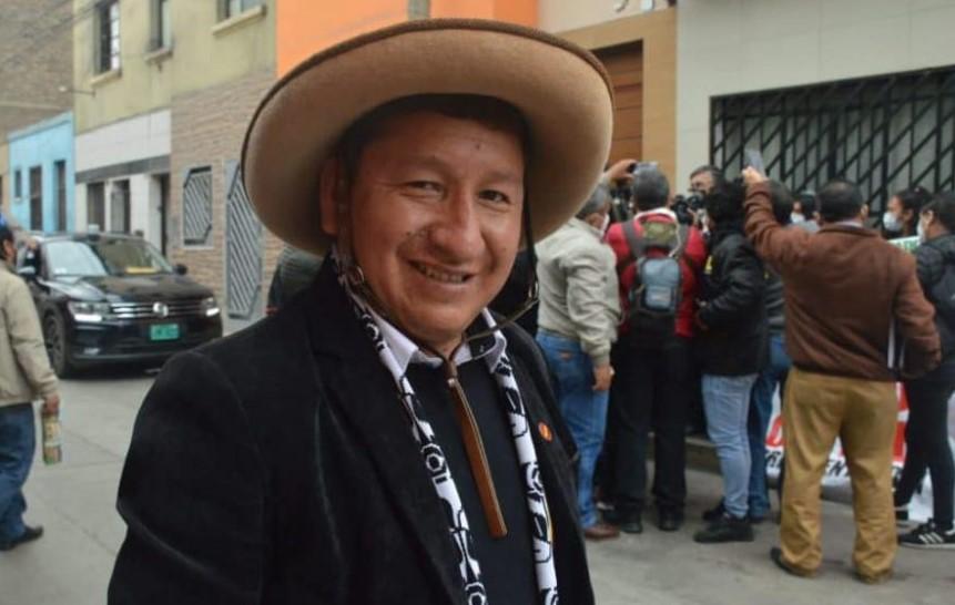 Guido Bellido pedía 'balas' (dinero) a cabecilla de los Dinámicos del Centro