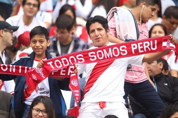 FPF pedirá que partidos ante Uruguay y Venezuela se jueguen con público