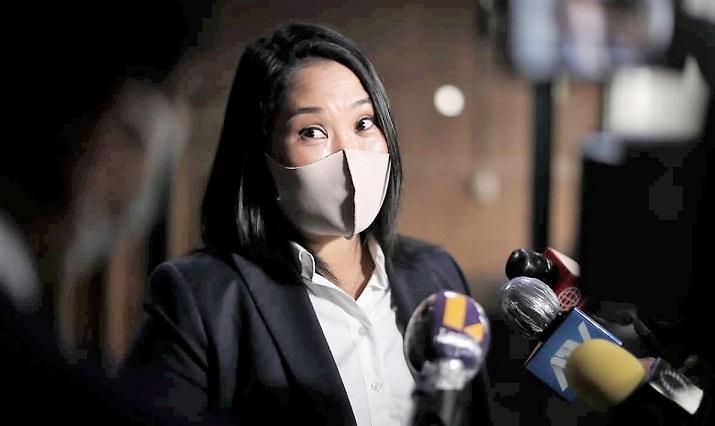 ¡Por fin! Keiko Fujimori reconoce a Pedro Castillo como presidente