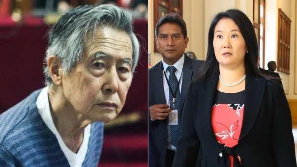 Keiko asegura que cambiar de prisión a su padre sería un «homicidio»