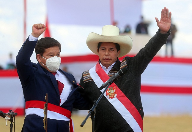 Pedro Castillo cambia de opinión y no hará cambios en el gabinete Bellido