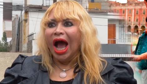 Susy Díaz llora, denuncia ciberbullying y jura que visitará a un chamán