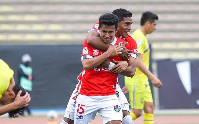 Osama Vinladen, famoso en el extranjero, anotó un buen gol en la Liga 2