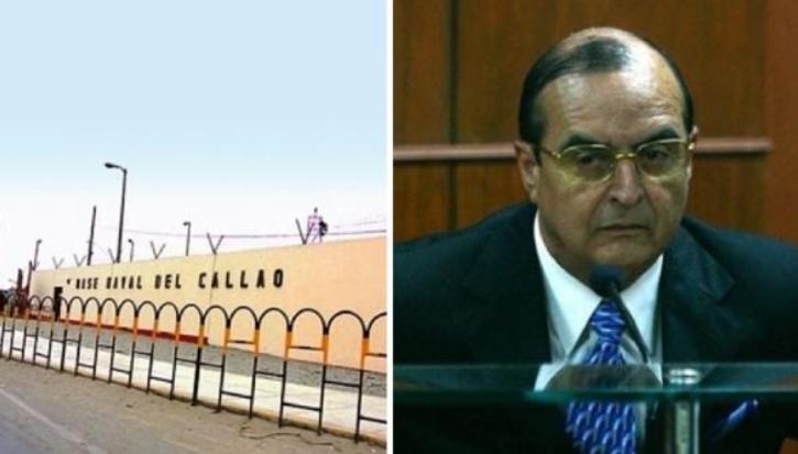 Montesinos cumplirá el resto de su condena en penal Ancón II