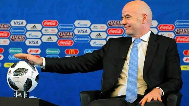 FIFA propone que los mundiales de fútbol se jueguen cada dos años