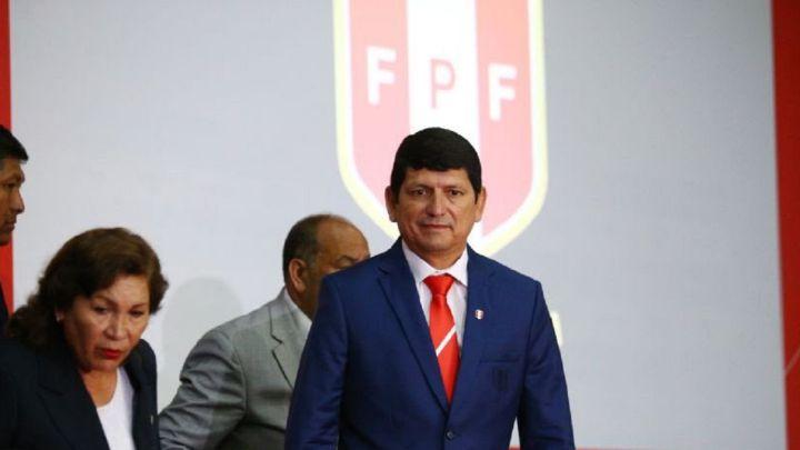TAS le saca tarjeta roja a Agustín Lozano y anula elecciones en la FPF