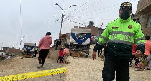 Comas: asesinan a balazos a hermanos que defendieron a su vecino