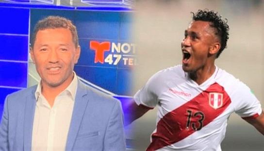 'Chorri' Palacios lanza advertencia a seleccionados que lo criticaron