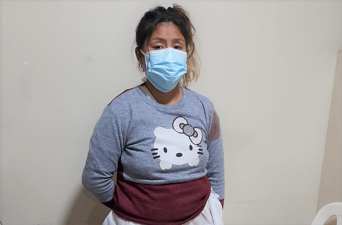 Ate Vitarte: mujer asesina a cuchilladas a su pareja delante de sus hijos
