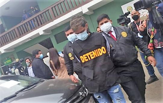 Capturan a venezolanos conocidos como 'Los Malditos del Rólex'