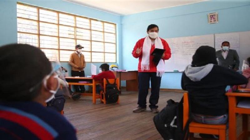 Minedu: colegios deben cumplir 3 requisitos para reabrir aulas a sus alumnos