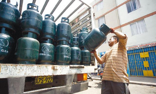 Balón de gas ya se vende desde S/ 35 en locales de Lima y provincias