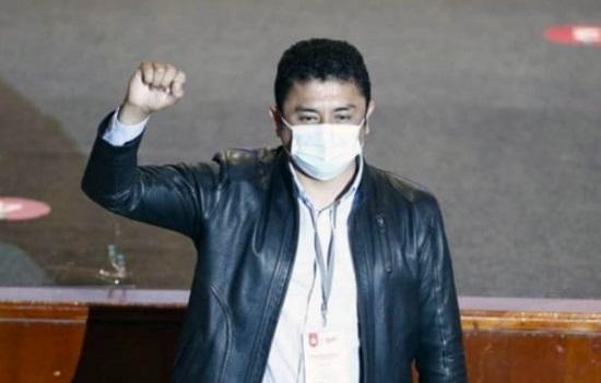 Bermejo pide respeto para los restos del terrorista Abimael Guzmán