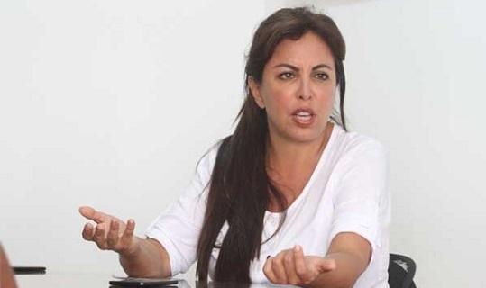 Patty Chirinos le pide a Castillo deslindar deslindar con Movadef y Sendero