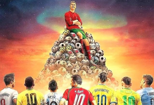 Rey Cristiano: crack portugués es el máximo goleador de selecciones