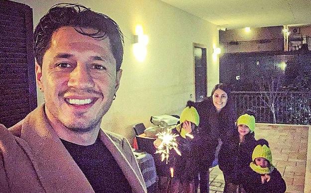Gianluca Lapadula: «Quiero traer a mi familia para que conozca el Perú»