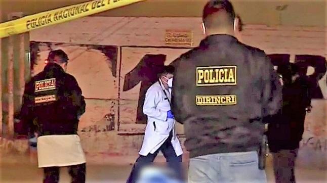 SJL: prestamistas extranjeros asesinan a hombre y arrojan su cadáver