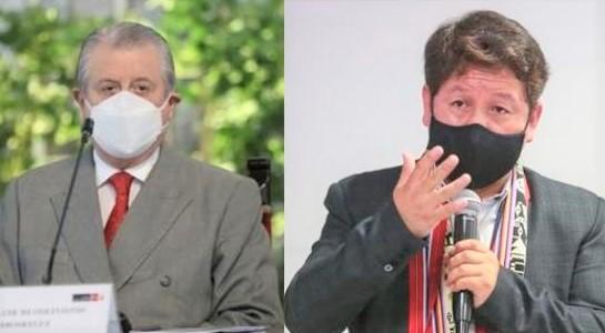 Conflictos en el gabinete: premier Bellido le dice al canciller que puede irse