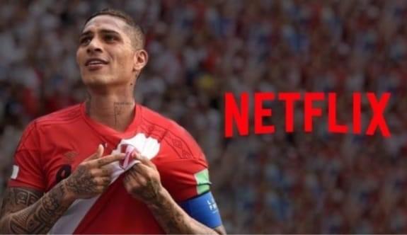 Netflix inicia grabación de miniserie basada en Paolo Guerrero