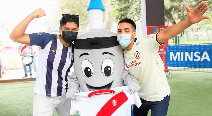 Estadios de Alianza y la 'U' serán sedes en el 'Clásico Vacunafest'