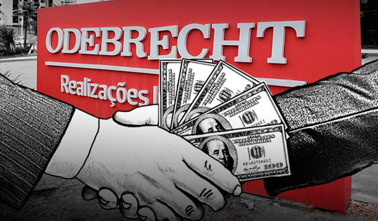 Odebrecht: 112 nuevos 'codinomes' aparecen en la división de sobornos