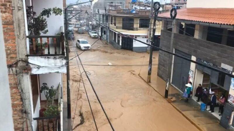Lluvias causan inundaciones en Cajamarca y habrían afectado a familias [FOTOS]