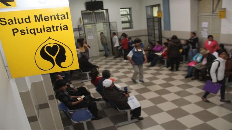 Covid-19: más de 800 personas al mes acuden a emergencia de salud mental