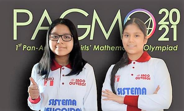 ¡Perú campeón! niñas ganan oro en Olimpiada Panamericana de Matemáticas