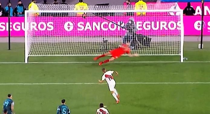 Pena máxima: Perú cayó 1-0 ante Argentina y marcha penúltimo en la tabla