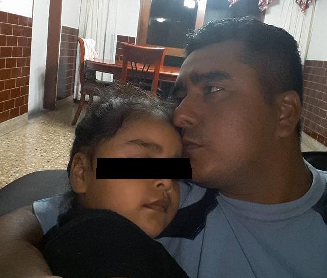 Vigilante asesinado deja tres niños en orfandad