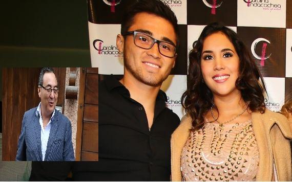 Melissa Paredes: Papá de 'Gato' Cuba no la quiere