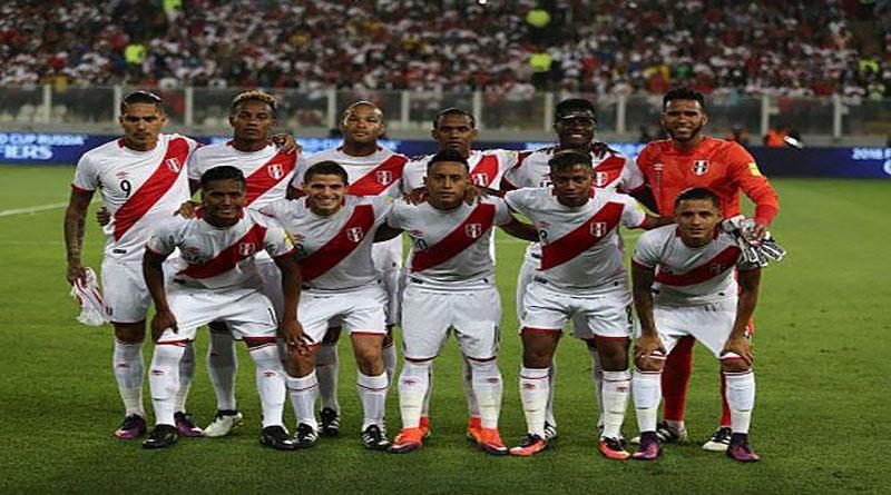 Así llega Perú
